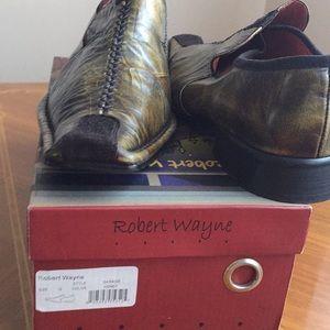 Robert Wayne mans shoes